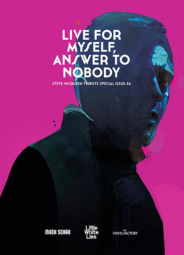 Steve McQueen magazine